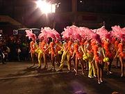 Desfile del Sábado de Carnaval, en Santa Cruz de Tenerife