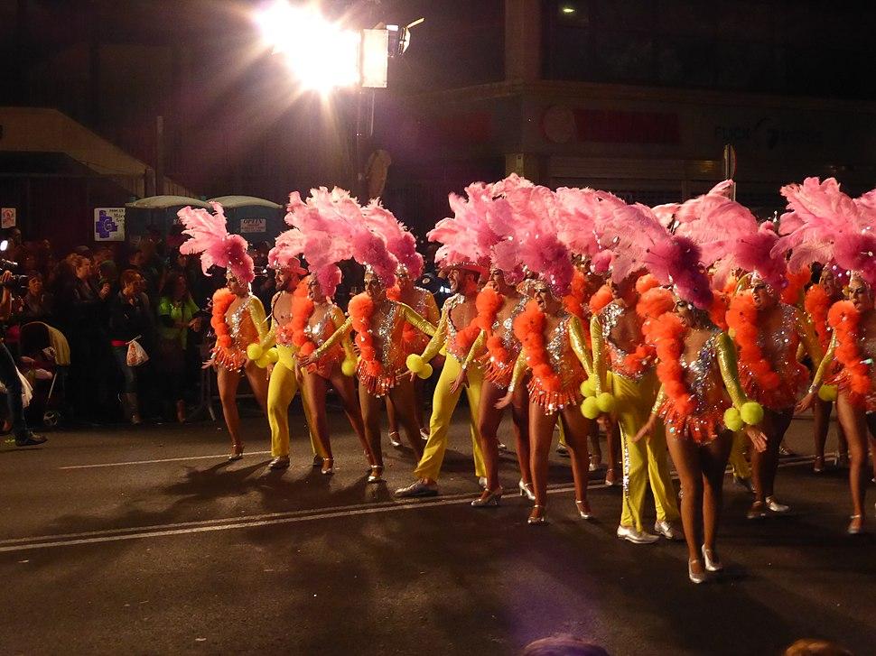Desfile del S%C3%A1bado de Carnaval, en Santa Cruz de Tenerife