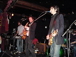 dEUS am 19. März 2006 im Cafe Du Nord in San Francisco