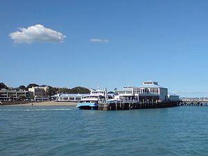 Devonport Wharf Kea Ferry