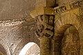 Die Romanischen Kapitelle in der Eglise Notre-Dame de la Fin-des-Terres in Soulac. 08.jpg