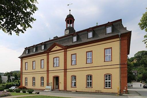 Dillenburg - Archiv Hofgartenstraße 1 (KD.HE 132533 2 08.2015)