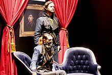 Actors Portraying Corvo And Emily At Paris Games Week 2016