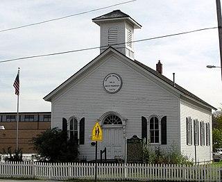 Erin–Warren Fractional District No. 2 Schoolhouse