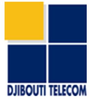 Djibouti Telecom - Image: Djibouti Telecom Logo