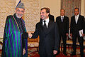 Dmitry Medvedev with Hamid Karzai.jpg