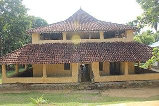 Dodanthale Raja Maha Vihara