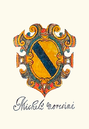 Michele Morosini - Coat of arms of Michele Morosini