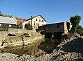 Dolní Černošice, Blukský mlýn, pod elektrárnou (01).jpg