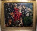 Domenico campagnola, madonna col bambino, san giorgio, s. caterina e putto, 1520 ca..JPG