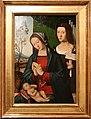 Domenico panetti (attr.), madonna col bambino e santa cecilia, ferrara 1500-10 ca. 01.jpg