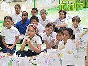 Dominican kids in Santo Domingo