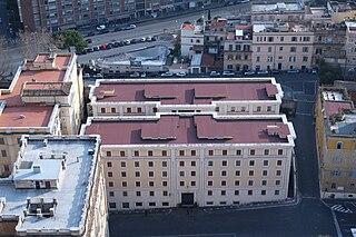<i>Domus Sanctae Marthae</i> guest house of Vatican City