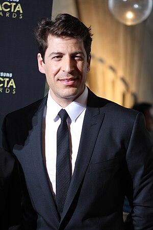 Don Hany - Image: Don Hany at the 2012 AACTA Awards (6795464173)