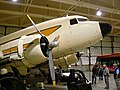 Douglas DC3, Science Museum, Wroughton - geograph.org.uk - 551235.jpg