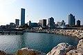 Downtown Milwaukee from Pier Wisconsin.jpg
