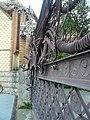 Drac i porta del Jardí de les Hespèrides P1440926.JPG