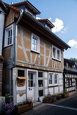 Alte Bogengasse in Dreieich