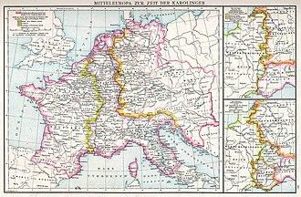 Deutschland Im Mittelalter Wikipedia