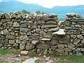 Drystone dyke with stile - geograph.org.uk - 555591.jpg