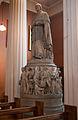 Dublin St. Mary's Pro-Cathedral South Aisle Monument Cardinal Paul Cullen by Sir Thomas Farrell 1881 2012 09 28.jpg