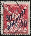 DueStampCzechoslovakia1927Michel51F.jpg