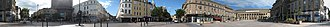City Centre, Dundee - Image: Dundee City Centre 2014 (panoramic composite 360 deg)