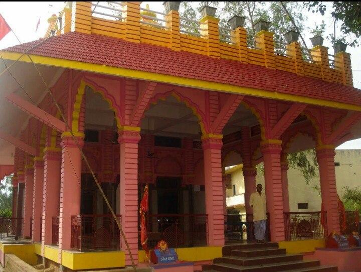 Durga Temple,Bijuri