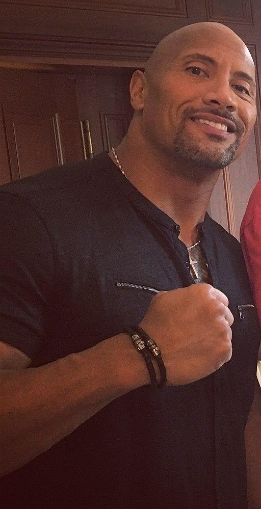 Dwayne 'The Rock' Johnson 2016