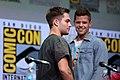 Dylan Sprayberry & Charlie Carver (35297771644).jpg