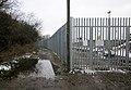 E2 European long distance path, Harwich. Just outside Harwich Docks. - panoramio.jpg
