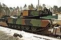EAS M1A2s arrive in Grafenwoehr (12234857726).jpg