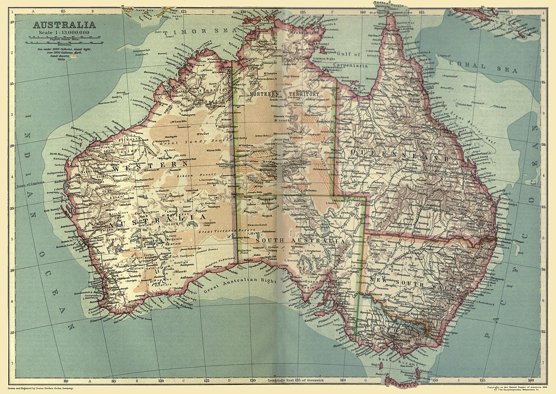 EB1911 Australia Map joined.jpg