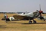 EGSU - Supermarine Spitfire Mk TIX - G-CTIX PT462 (43326170604).jpg