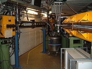 The Electron Stretcher Accelerator ELSA at the Department of Physics.