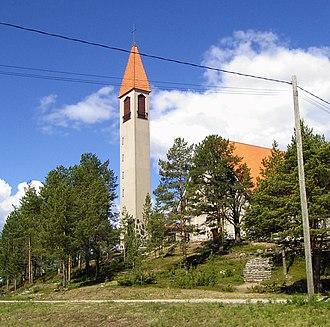 Enontekiö - Enontekiö Church
