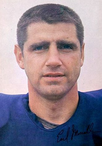 Earl Morrall - Morrall in 1965