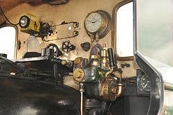 Earl of Merioneth at Porthmadog Harbour railway station (8128).jpg