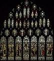East window, St Mary's church, Newent (20284673976).jpg