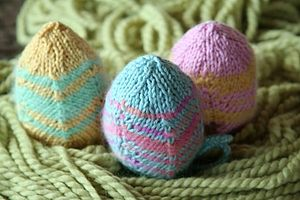 English: easter eggs
