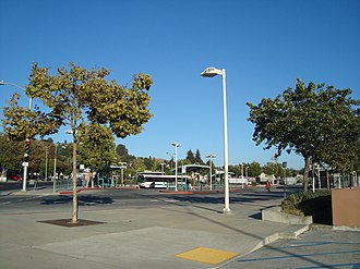 Eastmont Town Center - Eastmont Transit Center in 2014