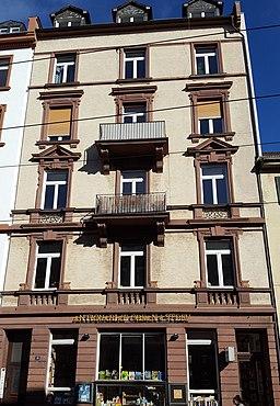 Eckenheimer Landstr. in Frankfurt am Main