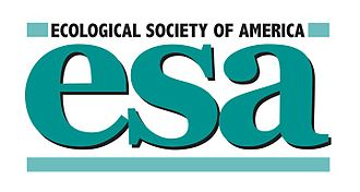 Ecological Society of America - Image: Ecological Society of America logo