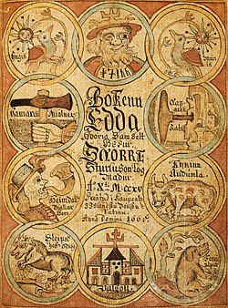 Prose Edda - Wikipedia, the free encyclopedia