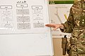 Education and Training Services Cap Badge (ETS) Teaching in Afghanistan MOD 45157907.jpg