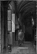 Edwin White - A Room in the Bargello, Florence - 78.26 - Museum of Fine Arts.jpg