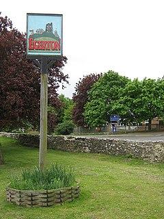 Egerton, Kent village and civil parish in Kent, UK
