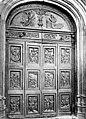 Eglise - Porte en bois à vantaux sculptés - Utelle - Médiathèque de l'architecture et du patrimoine - APMH00004302.jpg