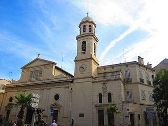 Église Notre-Dame-du-Mont - Image: Eglise ND du Mont Marseille