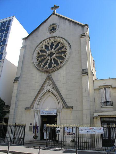 Fichier:Eglise Sainte-Rita (Paris) 01.jpg